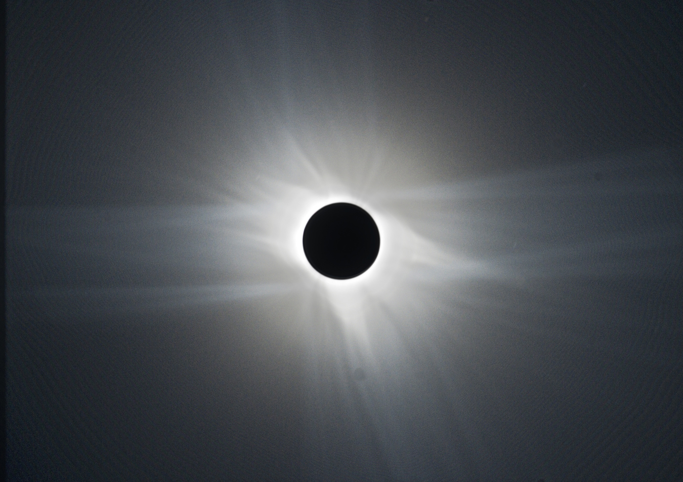 how to look at eclipse with a colander